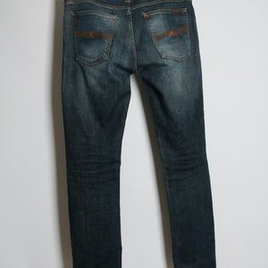 Nudie Jeans Jeans - Nudie Jeans Tube Kelly Zipper Fly Size 30W 32L